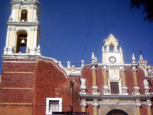 Paseo por Mexico Parroquia San José y Capilla de Jesús Nazareno en Puebla