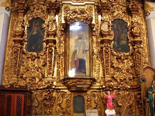 Paseo por Mexico Interior de Parroquia San José y Capilla de Jesús Nazareno en Puebla
