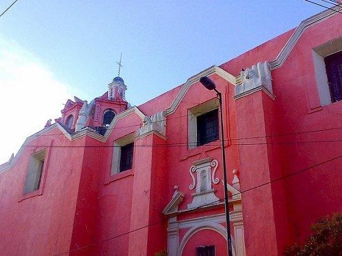 Paseo por Mexico Ex Convento Santa Rosa de Lima en Puebla