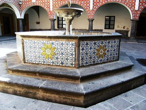 Paseo por Mexico Un poco mas de Ex Convento Santa Rosa de Lima en Puebla