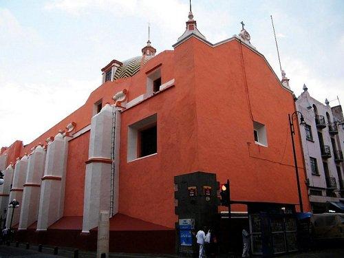 Paseo por Mexico Convento de Santa Clara en Puebla