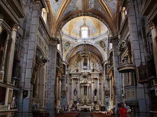 Paseo por Mexico Interior de Convento de Santa Clara en Puebla