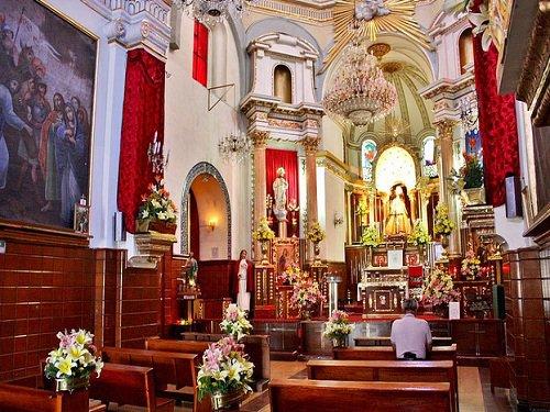 Paseo por Mexico Interior de Capilla de Dolores del Puente en Puebla