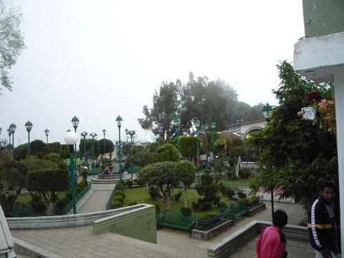 Paseo por Mexico Zócalo de Quimixtlán