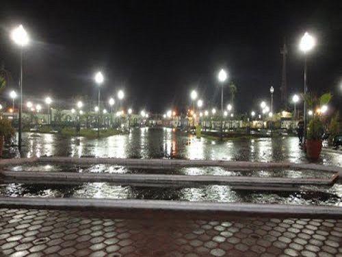 Paseo por Mexico Parque de Rafael Lara Grajales