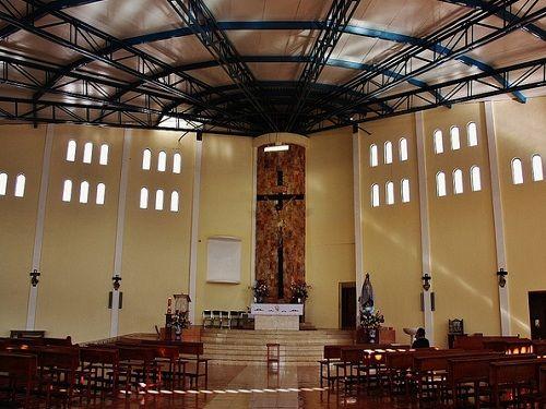 Paseo por Mexico Inetrior de Parroquia Nuestra Señora de Ocotlán en San Andrés Cholula