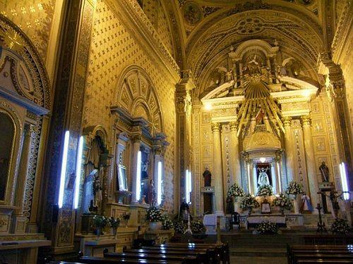 Paseo por Mexico Interior de Parroquia de San Andrés Cholula