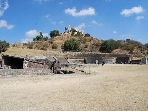 Paseo por Mexico Zona Arqueológica de San Andrés Cholula