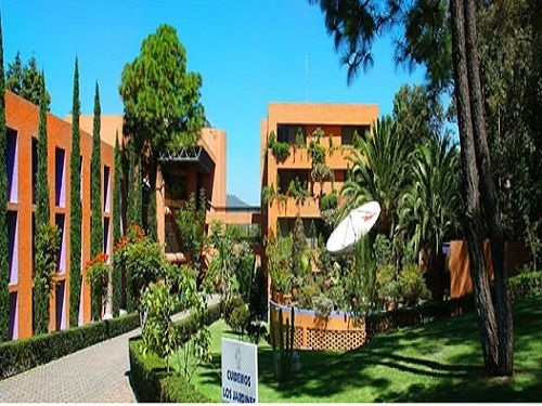 Paseo por Mexico Instituto Nacional de Astrofísica, Óptica y Electrónica en San Andrés Cholula