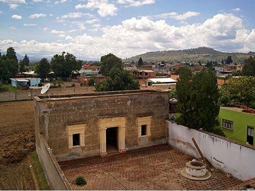 Paseo por Mexico La casa del diablo en San Andrés Cholula