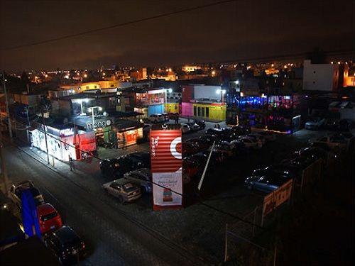 Paseo por Mexico Container City en San Andrés Cholula