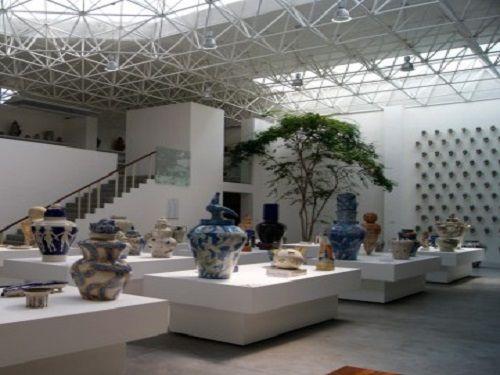 Paseo por Mexico Museo Talavera Alarca en San Andrés Cholula