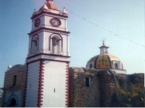 Paseo por Mexico Parroquia dedicada a San Diego en San Diego La Mesa Tochimiltzingo