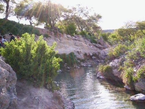 Paseo por Mexico Balneario natural La Taza en San Gabriel Chilac