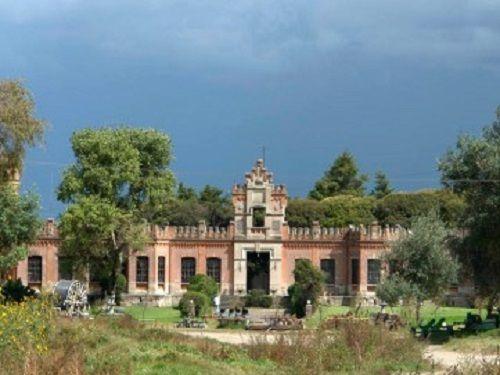 Paseo por Mexico Ex hacienda Ozumba en San José Chiapa