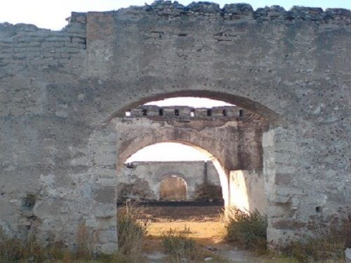 Paseo por Mexico Ex hacienda Vicencio en San José Chiapa