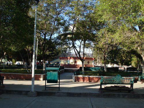 Paseo por Mexico Kiosco de San José Miahuatlán