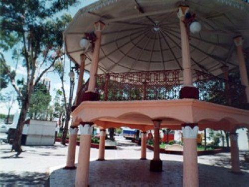Paseo por Mexico Kiosco de San Juan Atenco