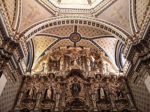 Paseo por Mexico Interior de Parroquia de San Martín Obispo de Tours en San Martín Texmelucan