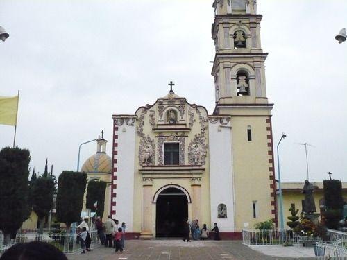 Paseo por Mexico Iglesia de San Miguel Xoxtla