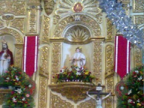 Paseo por Mexico Imagen de San Nicolás Tolentino en San Nicolás Buenos Aires