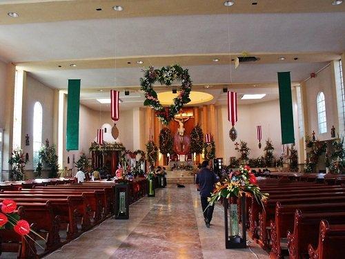 Paseo por Mexico Interior de Templo Nuevo San Francisco Coapa en San Pedro Cholula