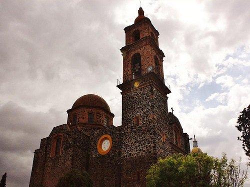 Paseo por Mexico Santuario Señor de la Misericordia en San Pedro Cholula