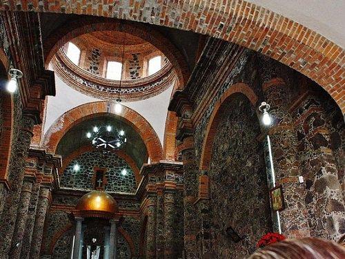 Paseo por Mexico Interior de Santuario Señor de la Misericordia en San Pedro Cholula