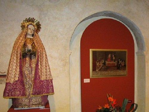 Paseo por Mexico Galería de Arte Sacro en San Pedro Cholula