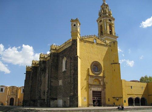 Paseo por Mexico Ex convento de San Gabriel en San Pedro Cholula