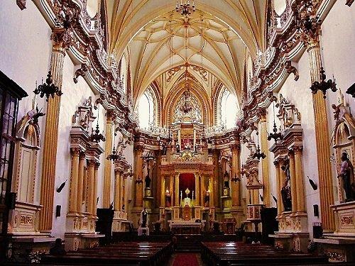 Paseo por Mexico Interior de Ex convento de San Gabriel en San Pedro Cholula