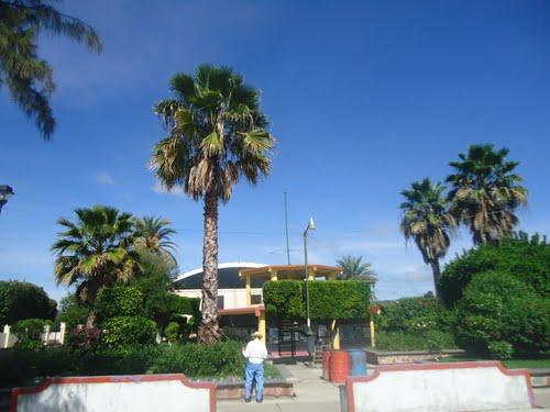 Paseo por Mexico Kiosco de San Pedro Yeloixtlahuaca