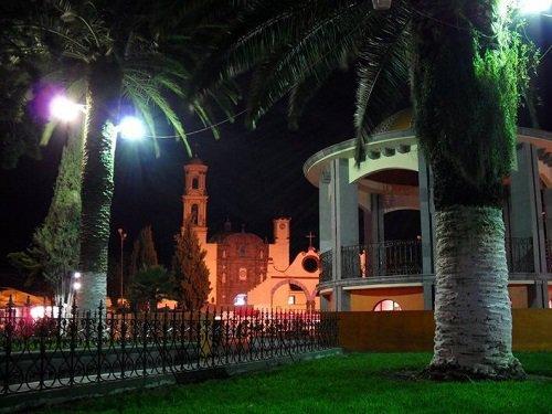 Paseo por Mexico Plaza Cívica de San Salvador el Seco