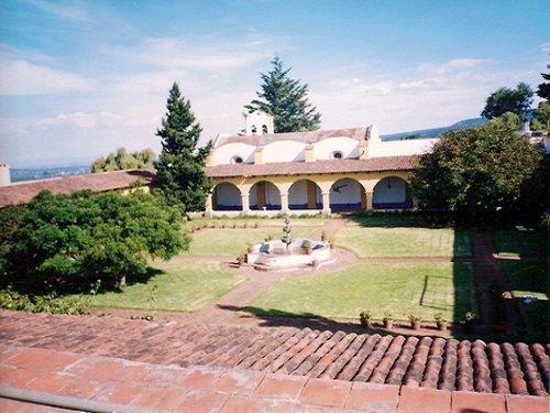 Paseo por Mexico Ex hacienda de San Miguel Contla en San Salvador el Verde