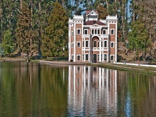 Paseo por Mexico Ex hacienda de Chautla en San Salvador el Verde
