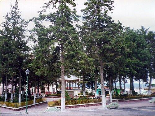 Paseo por Mexico Zócalo de Soltepec