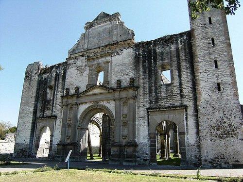 Paseo por Mexico Ex convento franciscano de Tecali de Herrera