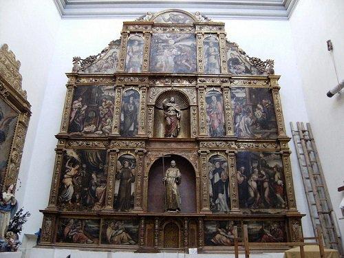 Paseo por Mexico Interior de Templo de Santiago Apóstol en Tecali de Herrera