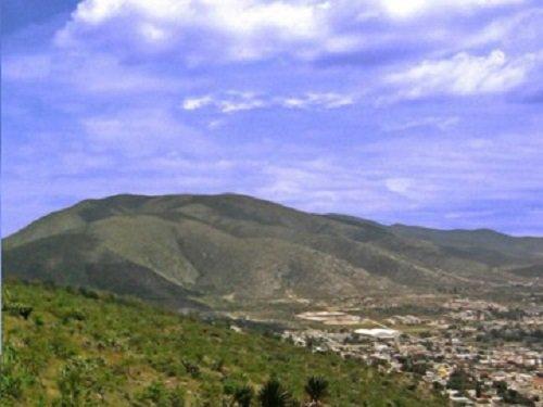 Paseo por Mexico Cerro del Aguila en Tecamachalco