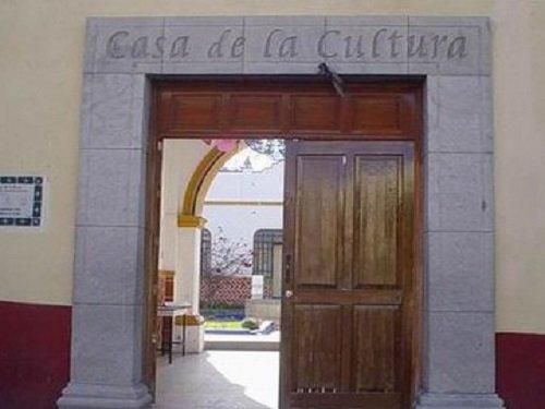 Paseo por Mexico Casa de la cultura de Tecamachalco