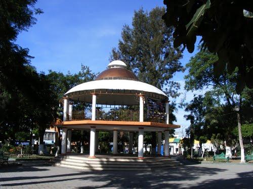 Paseo por Mexico Kiosco de Tecamachalco
