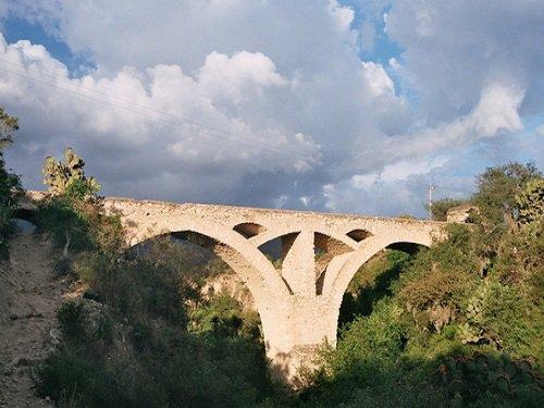 Paseo por Mexico Puente el Ingenio en Tecamachalco