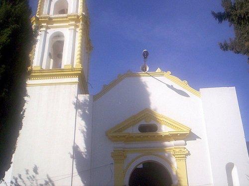 Paseo por Mexico Capilla del Nacimiento en Tecamachalco