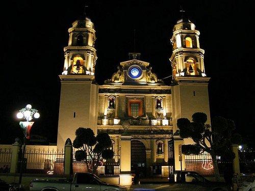 Paseo por Mexico Catedral de la Inmaculada Concepción en Tehuacán
