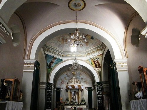 Paseo por Mexico Interior de Templo de San Diego de Alcalá en Tehuacán