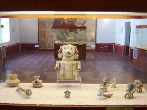 Paseo por Mexico Museo del Valle de Tehuacán