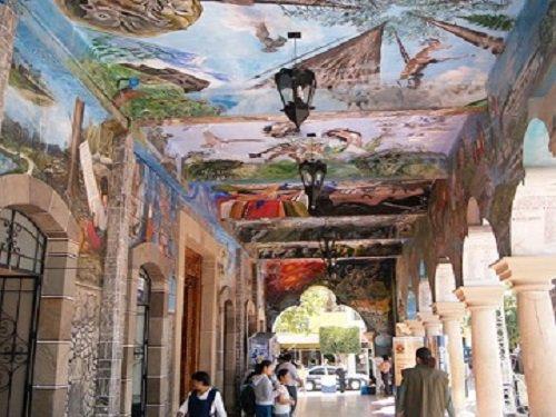 Paseo por Mexico Portales de Tehuacán
