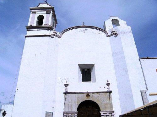 Paseo por Mexico Parroquia del Sagrario Diocesano en Tehuacán