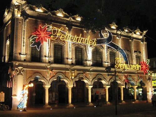 Paseo por Mexico Palacio Municipal Tehuacán