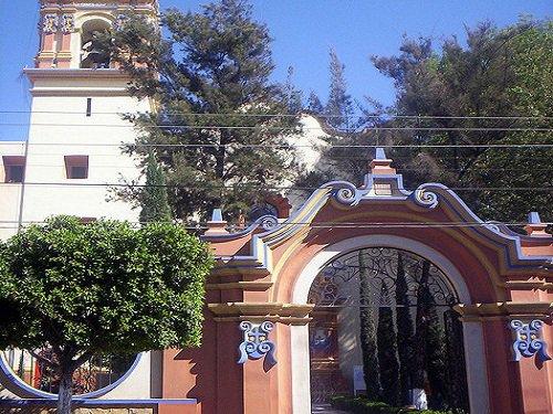 Paseo por Mexico Parroquia de Nuestra Señora del Carmen en Tehuacán